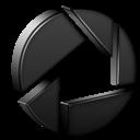 Black, Picasa Icon