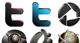Mixed Media Icons