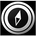Compas, Metroid Icon