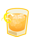 Cocktail, Nail, Rusty Icon