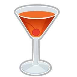 Cocktail, Martini, Sweet Icon
