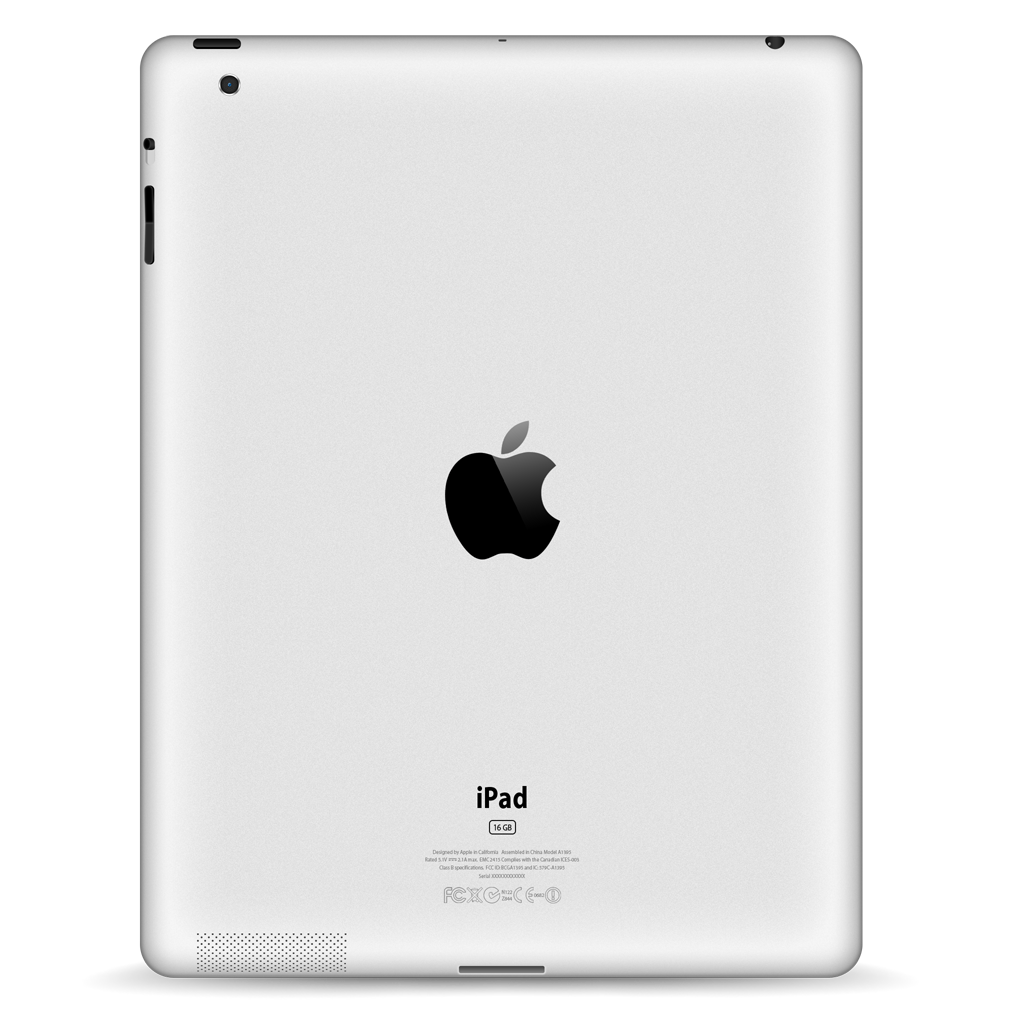 Back, Ipad, Scratch Icon
