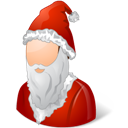 Male, Santaclaus Icon