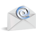 Email, Envelope, Grey Icon