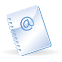 Contacts, Email Icon