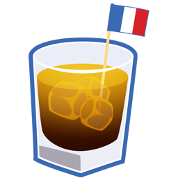 Cocktail, Connection, French Icon