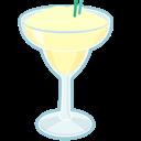 Cocktail, Daiquiri, Frozen Icon
