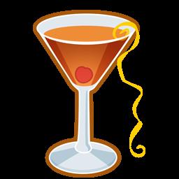 Cocktail, Manhattan, Perfect Icon