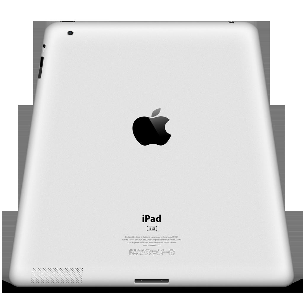 Back, Ipad, Perspective Icon