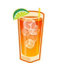 Cocktail, Iced, Island, Long, Tea Icon