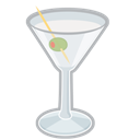 Cocktail, Dry, Martini Icon