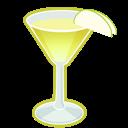 Apple, Cocktail, Martini Icon