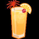 Cocktail, Harvey, Wallbanger Icon
