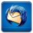 Square, Thunderbird Icon