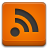 Rss, Square Icon