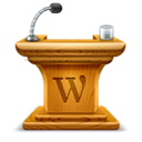 Wordcamp, Wordpress Icon