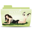 Folder, Movie, Weeds Icon