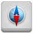 Safari, Square Icon