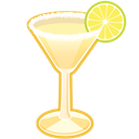 Cocktail, Margarita Icon