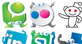 Jive Social Media Icons