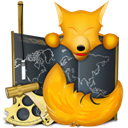 Final, Firefox, Old, School Icon