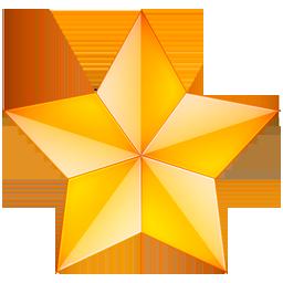 Etoile, Favoris Icon