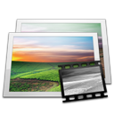 Mobile, Photos Icon