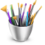 Art, Supplies Icon
