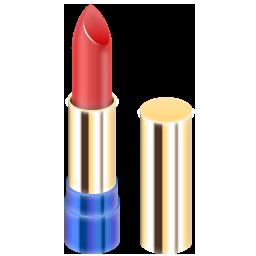Lipstick, Red Icon