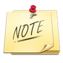 Mobile, Note Icon