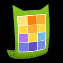 Colors, Gif Icon