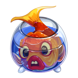 Browser, Fish, Funny Icon