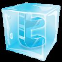 Ice, Twitter Icon
