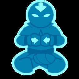 Avatar, Ice, On Icon