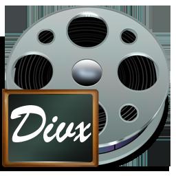 Divx, Fichiers Icon