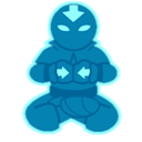 Avatar, Ice, On Icon