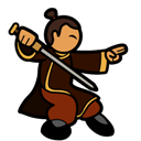 Sokka, Space, Sword Icon