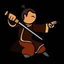 Sokka, Space, Sword Icon