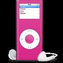 Ipod, Nano, Rose Icon