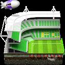 3d, Stadium Icon