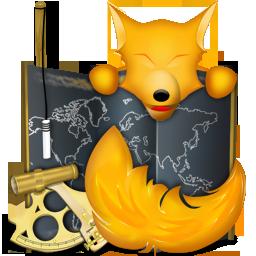 Final, Firefox, Old, School Icon