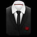 Rose, Suit Icon