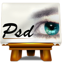 Fichiers, Psd Icon