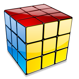 Cube, Rubiks Icon