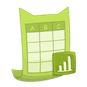 Excel, Green Icon