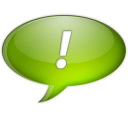 Chat, Vert Icon