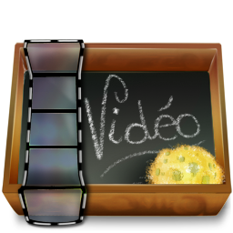 Ardoise, Dossier, Video Icon