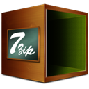 7zip, Compresse, Fichiers Icon