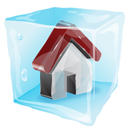 Home, Ice Icon