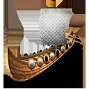 Viking, Warship Icon